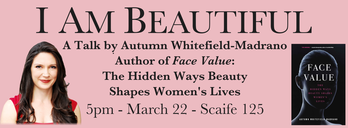 Autumn Whitefield-Madrano – I Am Beautiful Banner